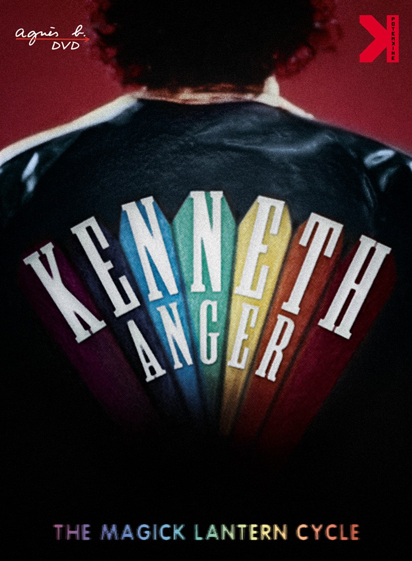 KENNETH ANGER - THE MAGIC LANTERN CYCLE - 2 DVD + CD + LIVRET