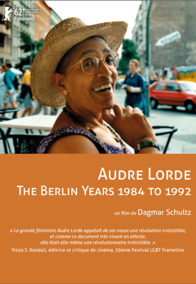 AUDRE LORDE THE BERLIN YEARS 1